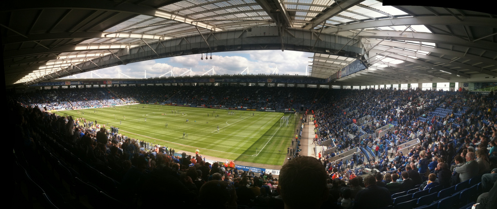 The Walkers Stadium, Leicester (Leicester City FC)